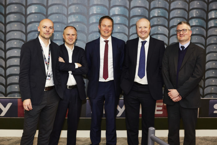 Sky Betting & Gaming management team